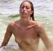 Gemma Mengual (7 F) Pillada En Topless, Formentera 18 Julio 2012